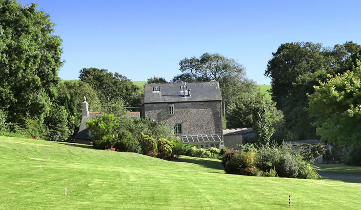Keynedon Mill - bed and breakfast accommodation