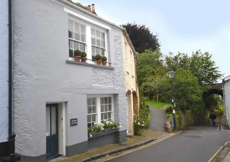 stable cottage totnes holiday let